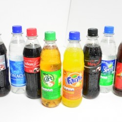 CocaCola Sorten in PET Flaschen