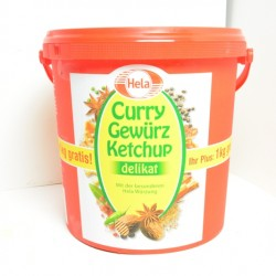 Hela Curryketchup